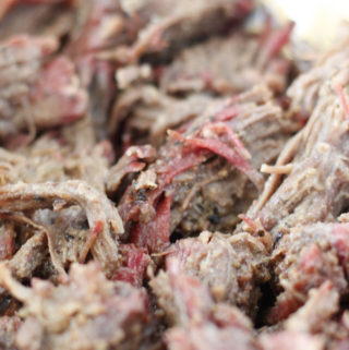 Smoked Deep Pit Beef